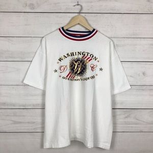 "Vintage 1990s Washington by ""Progressive"" T-Shirt"